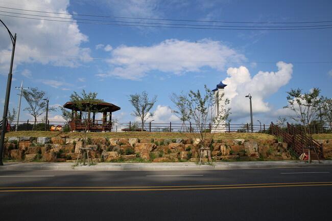 2015 경북문경세계군인체육대회 기념공원