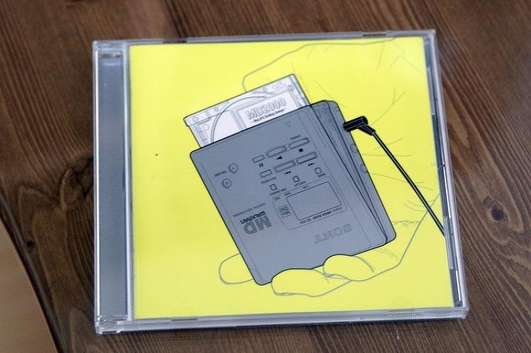 리라이프(ReLIFE) 엔딩 앨범 - MD2000 ~ReLIFE Ending Songs~