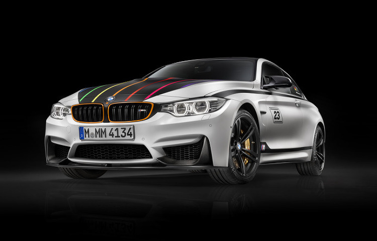 BMW M GmbH launches the BMW M4 DTM..