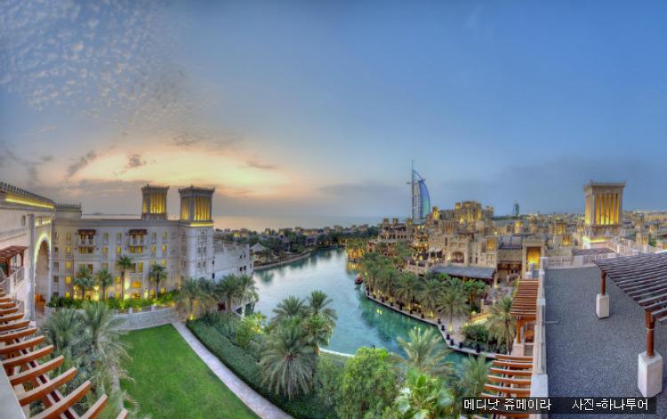 [중동 여행]태양과 석유의 나라 '두바이'