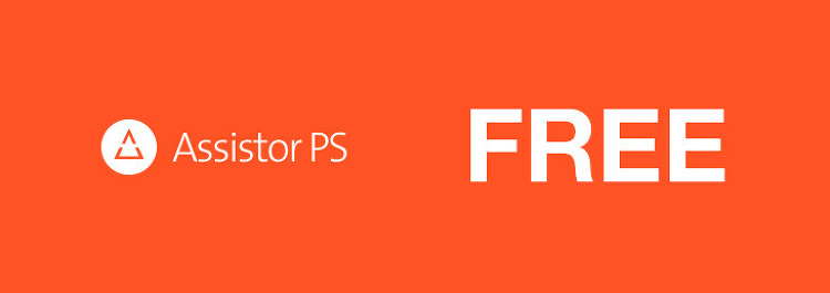 [Notice] Assistor PS is FREE from now