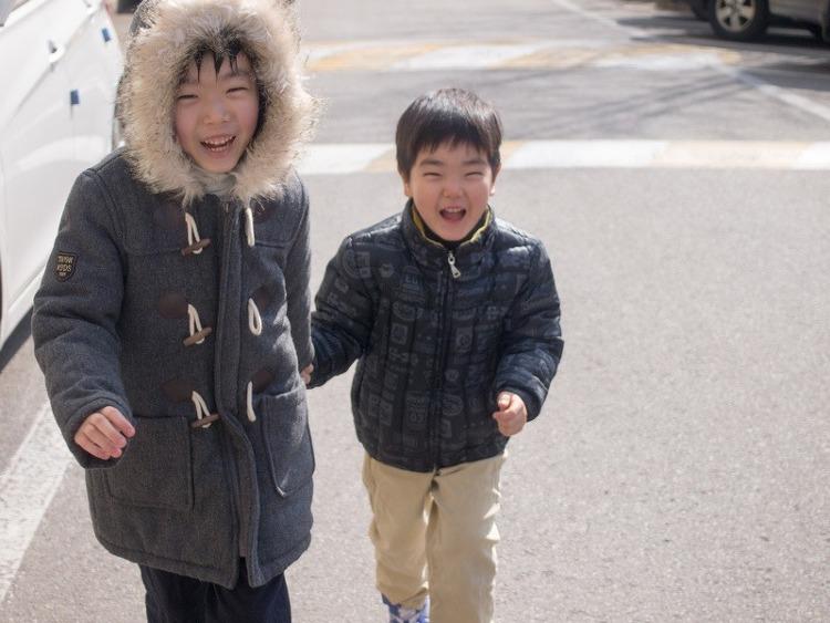 광영이 유치원 졸업식 - 20150225