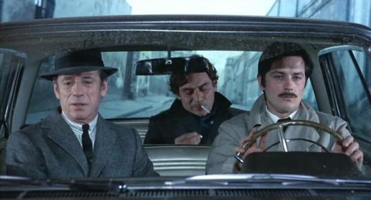 시대착오적 인물들의 마지막 통찰 - <암흑가의 세 사람>