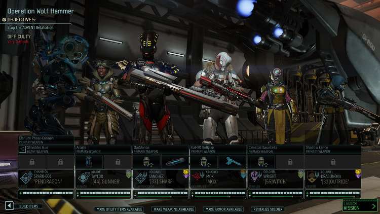 플레이 소감 - 엑스컴2 : 선택된 자의 전쟁 ( XCOM 2: War of the Chosen )