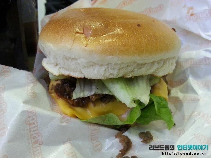 도니버거 강남역점, 도니버거, 도니버거 맛, 도니버거 위치, 도니버거 후기, 햄버거, 감자튀김