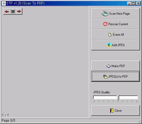 Scan To Pdf Stp 1 50 Free Download: JPG 파일(들)을 PDF로 : STP (Scan To PDF) V1.20