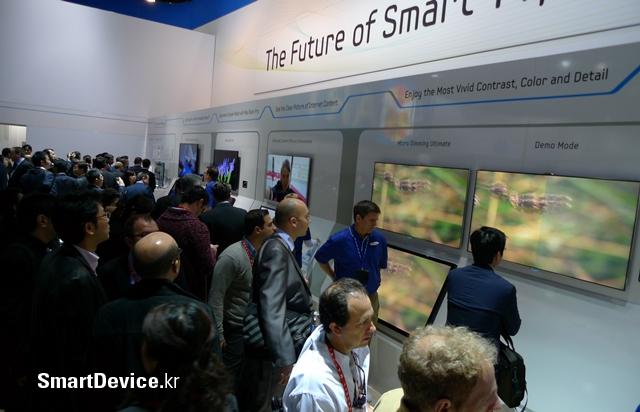CES 2012 삼성전자