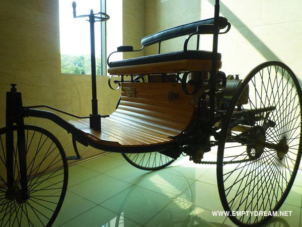 세계자동차제주박물관, 벤츠 페턴트 카 Benz Petant Car