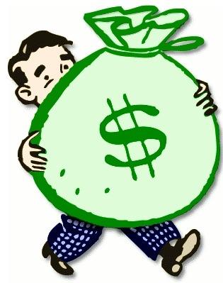 총 6명의 주머니에서 아이들에게 돈을 쓰게 되는 현상을 의미하는 식스 포켓 머니(Six pocket money)