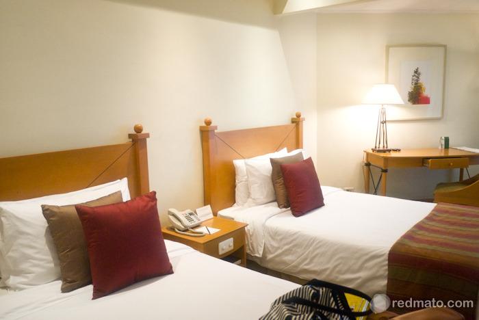 [필리핀 마닐라] 헤리티지 호텔 Heritage Hotel 투숙기