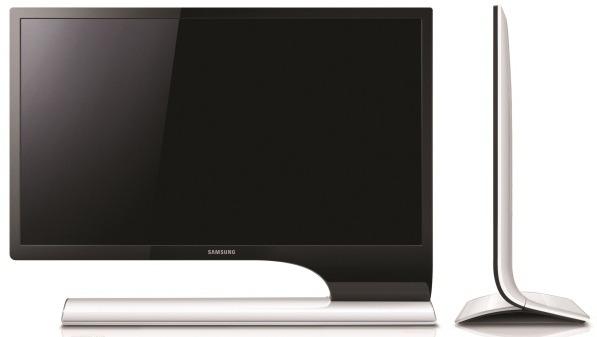 와이다이 어댑터가 내장된 시리즈 7 HDTV 모니터(TB750)