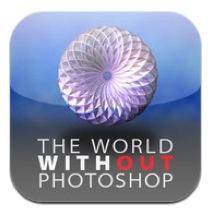 World Without Photoshop 아이패드 포토샵 아티스트