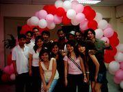 2005년 9월 24일 친한 친구 생일 파티에 갔을 때