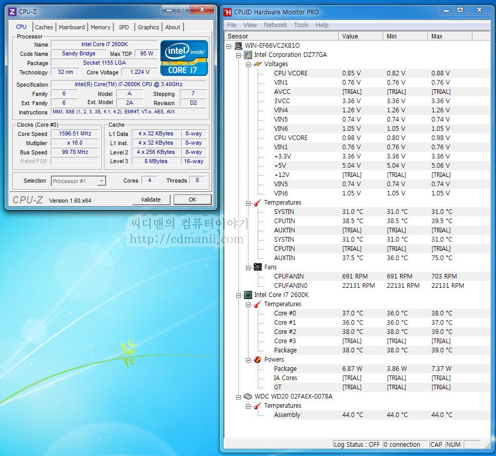 i7-3770K i7-2600K 비교, 비교, 벤치마크, 아이비브릿지, 샌디브릿지, 센디브릿지, Ivy Bridge, Sandy Bridge, i7-3770K, 오버클러킹, ES, CPU-Z, 공냉, 5.4Ghz, 7Ghz, ASUS SABERTOOTH Z77, A/S, 오버, QC45 ES, 3.5Ghz, i7-2600K, 소음, 전압, 효율, 전력측정, i7-3770K ES, HD4000, HD 4000, HD3000, HD 3000, 4Core 8-Way Multitask Processing, DZ77GA-70K, 인텔, 메인보드, 아수스, CPU, i7-3770K i7-2600K 비교를 해 보았습니다. ES버전을 미리 받아서 써보고 몇가지를 테스트 해 보았습니다. 사실 i7-2700K와 비교를 해야하는데 약간 클럭은 낮지만 i7-3770K 와 i7-2600K 를 비교한것을 감안하고 봐주세요. 엔지니어링 샘플에서는 TDP가 77W로 공개가 되었지만 현재 정식패키지에는 TDP 95W로 변경이 되었습니다. TDP는 물론 열설계전력일 뿐이고 실제로는 메인보드도 발전하고 공정도 더 정밀해졌기 때문에 전력소모량이 크게 줄었습니다.