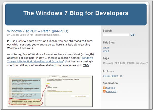 the_windows_7_blog_for_developers