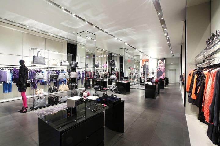 Interior exhibition vmd emporio armani store new york for Armani store nyc