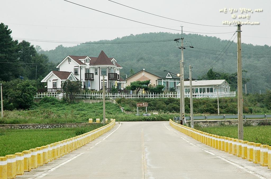 영화속 풍경 펜션, 시도, 서울 근교 수영장있는 펜션