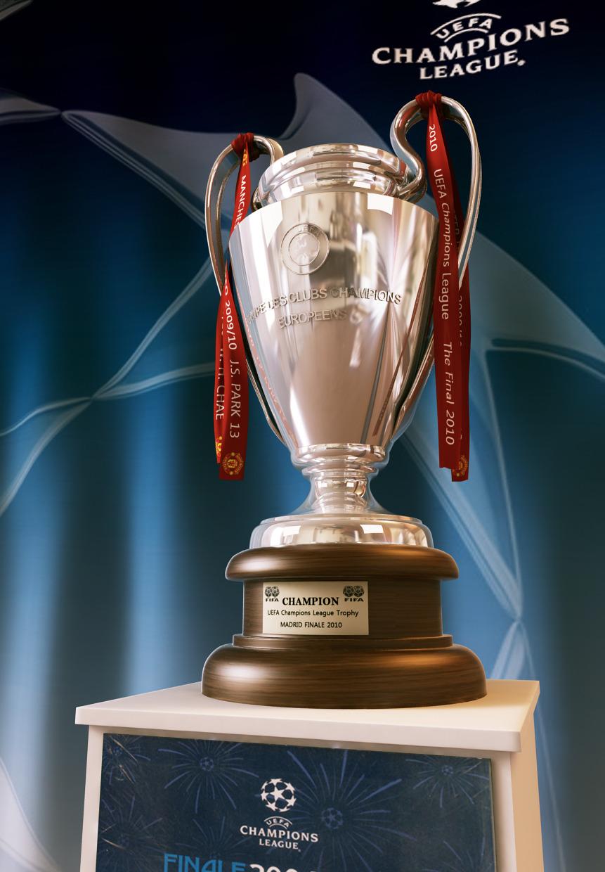 UEFA 챔스리그 트로피