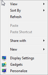 desktop-context-menu