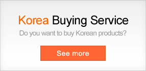 Korean products purchasing service