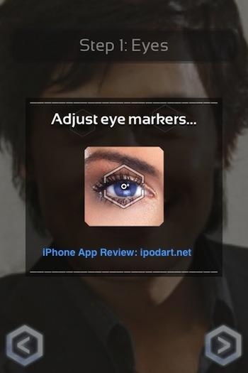 FaceFusion 아이폰 인물 사진 합성
