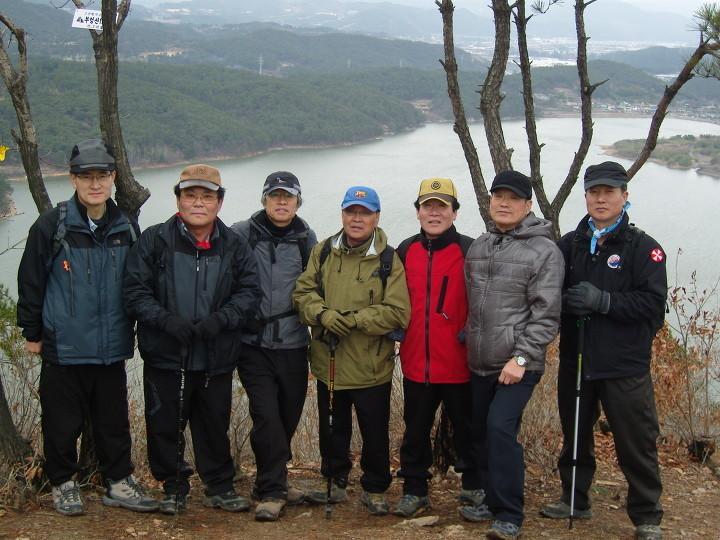 2010년3월7일오륜대 산행후기