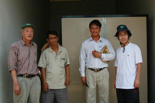 국제옥수수재단 캄보디아 9차 방문
