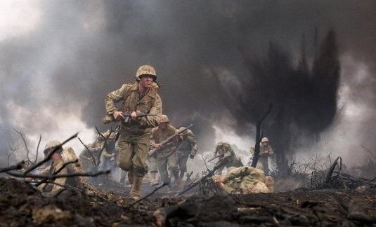 더 퍼시픽(The Pacific) 3월 14일 방영- 2차대전 태평양 전쟁, 아오지마 전투와 오키나와 전투를 배경으로한 밴드 오브 브라더스 후속작