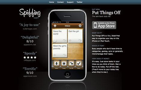 Spiffing App