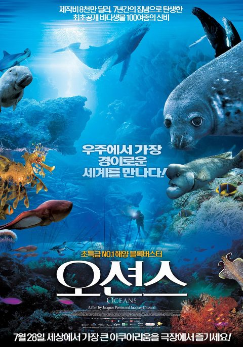 Océans Oceans