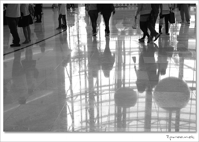 타임스퀘어 1층 로비