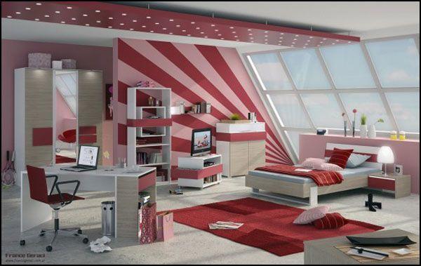 부자와 교육 :: 십대여학생의 방과 공간인테리어, 감성적인 10대 ...