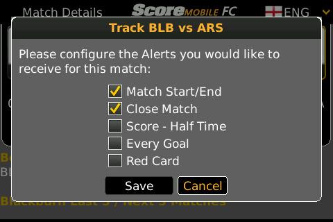 블랙베리 유럽축구 카카오톡  왓츠앱 게임