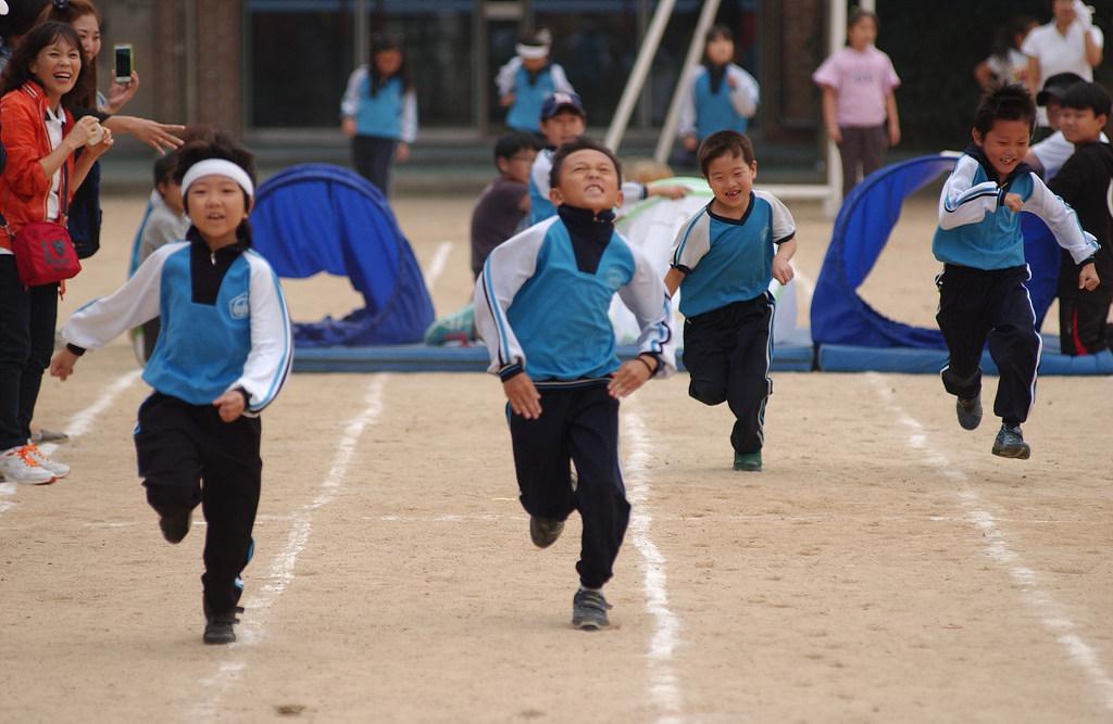 달리기_가을운동회_소토초등학교