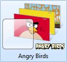 앵그리버드(Angry Birds) 테마 다운로드