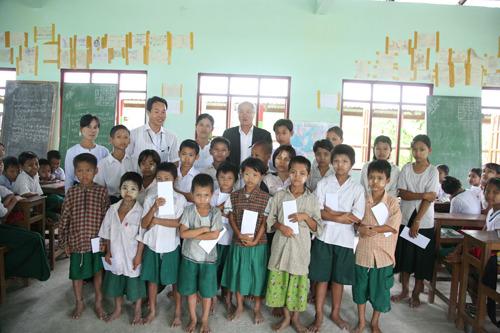 미얀마 뚠띠 초등학교_2