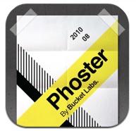 아이폰 아이팟터치 아이패드 포스터제작 Phoster