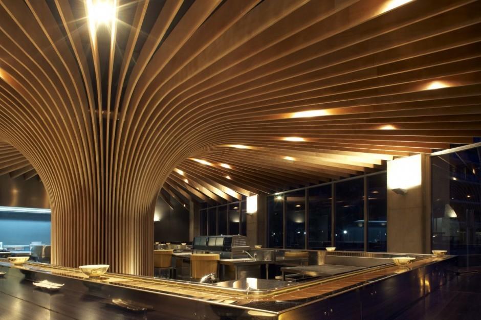 *하나미, 벚꽃나무 레스토랑 [ Koichi Takada Architects ] TREE