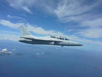 FA 50 다목적 전투기 FA-50 Fighting Eagle