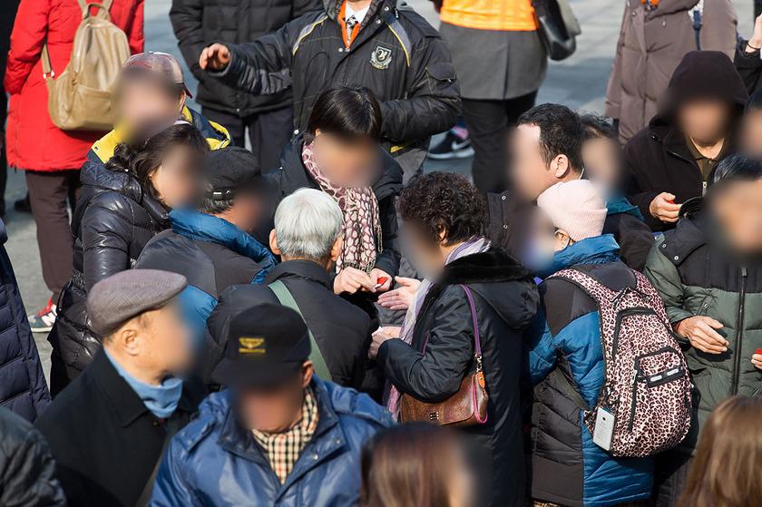[단독] 대선 판에도 '탈북자 알바' 동원됐다