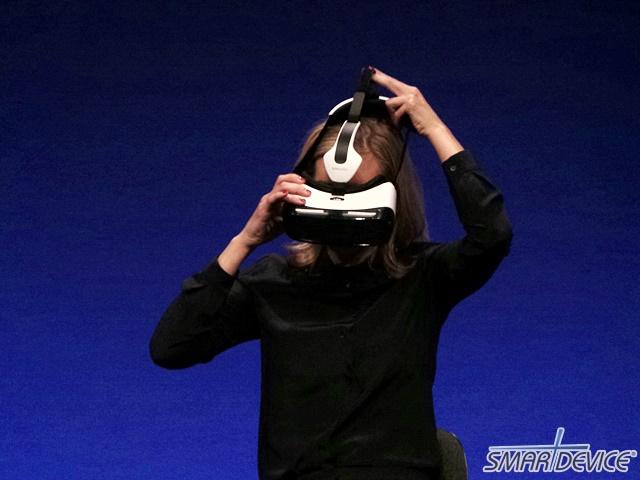 Gear VR, HMD, 기어VR, 삼성, 삼성전자, 기어 언팩 2014, 기어VR 디자인, 기어VR 스펙, 기어VR 실물,