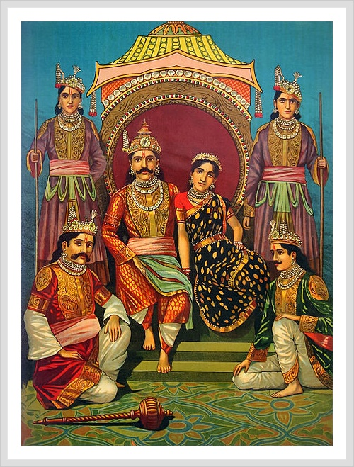 두르파티와 다섯형제