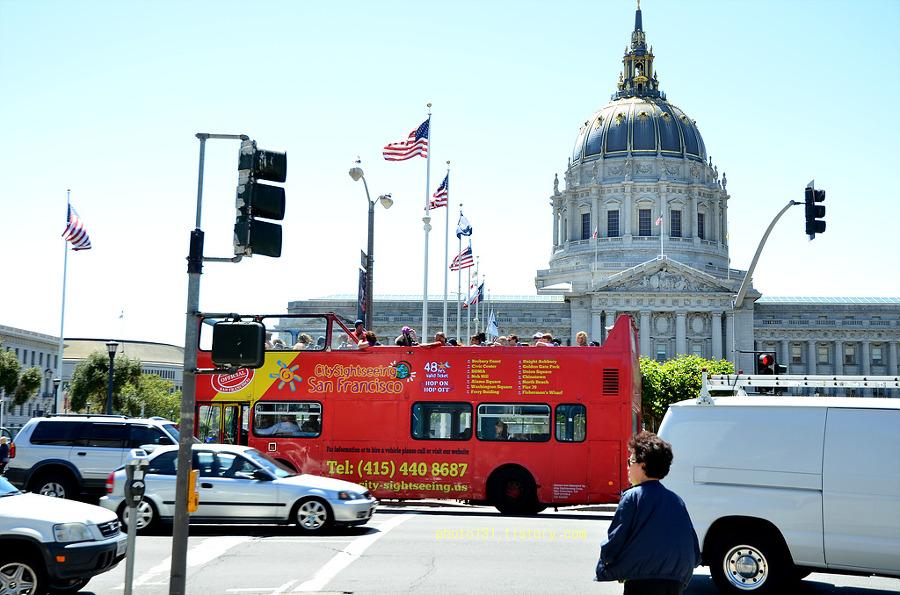 미서부여행- 샌프란시스코 금문교, 케이블카, 유람선(San Francisco)