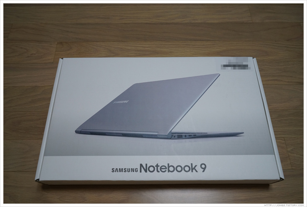 삼성 노트북 9 메탈 NT900X5L-K58 간단 오픈기