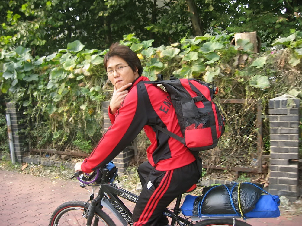 자전거로 달리자 - 1일차 ▷서울 : 2245C350513B9032187E25
