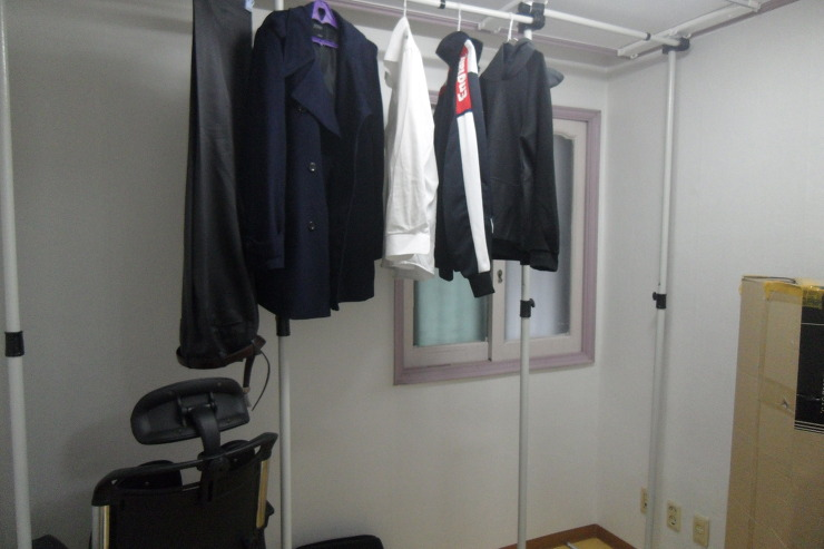 드레스룸 꾸미기