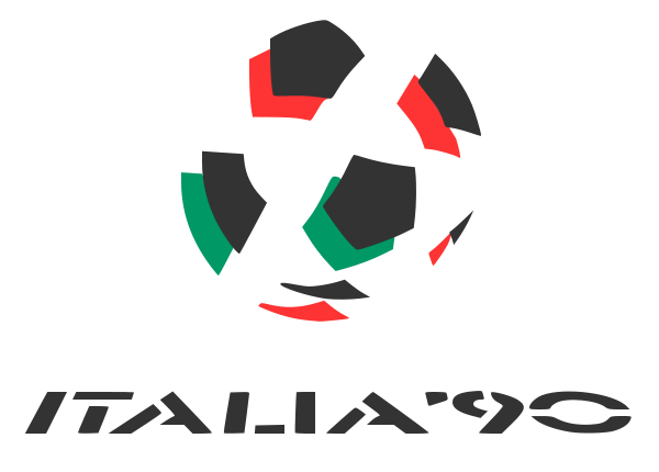 1990 Italy World Cup logo