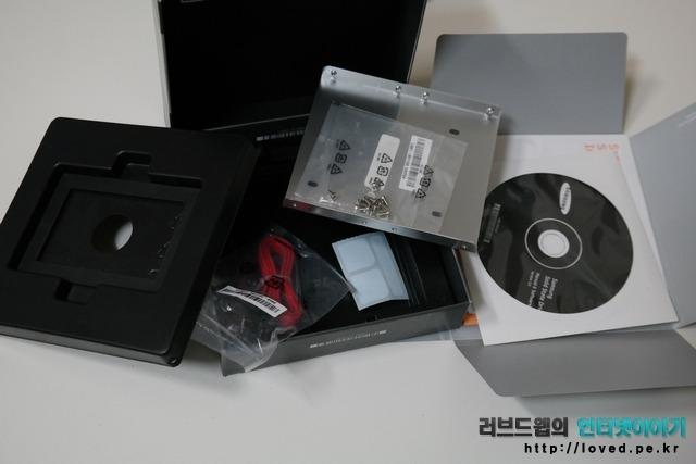 삼성전자 840 시리즈 250GB 패키지