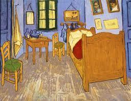 - Van gogh camera da letto ...