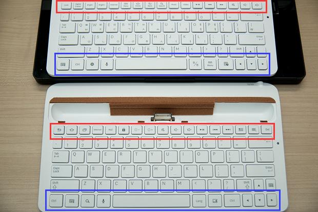 갤럭시 노트 10.1과 키보드, 갤럭시 노트 10.1용 키보드 독, 태블릿 키보드, 키보드 독, 갤럭시 노트 10.1에서 키보드 쓰기